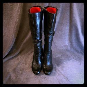 Guess brand - Black tall boots sz 8.5